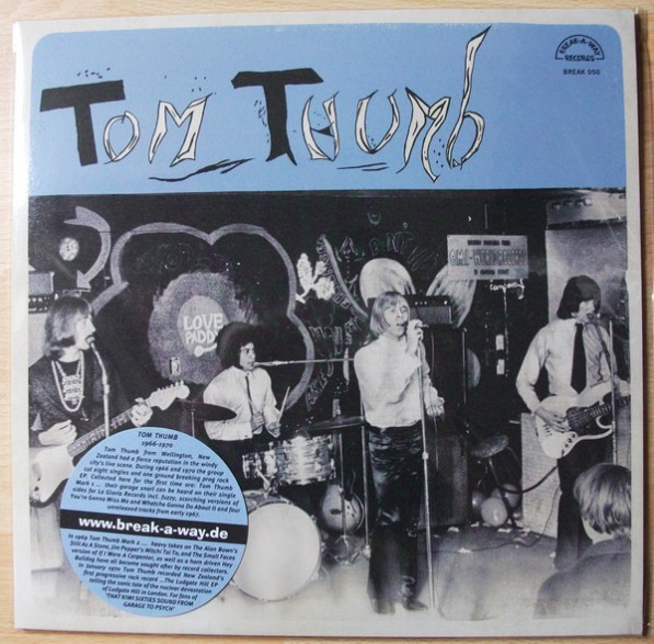 "TOM THUMB ""The Essential Recordings 1966-1970"" LP"