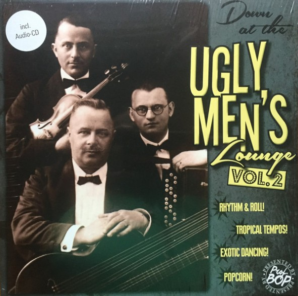 """Down At The Ugly Men's Lounge Vol. 2 10""""+CD"""