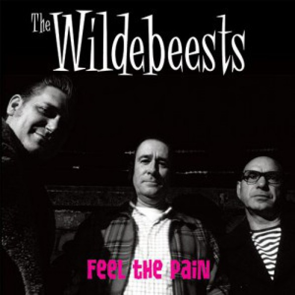 """WILDEBEESTS """"Feel The Pain"""" 7"""""""