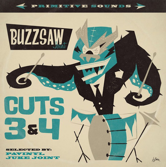 BUZZSAW JOINT Cut 3+4 CD