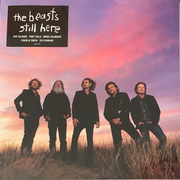 "BEASTS ""Still Here"" LP"