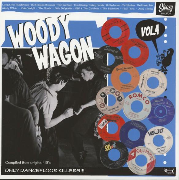 WOODY WAGON Volume 4 LP