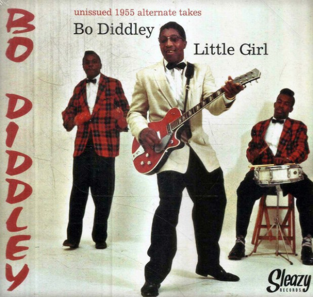 "BO DIDDLEY ""Bo Diddley / Little Girl"" 7"""