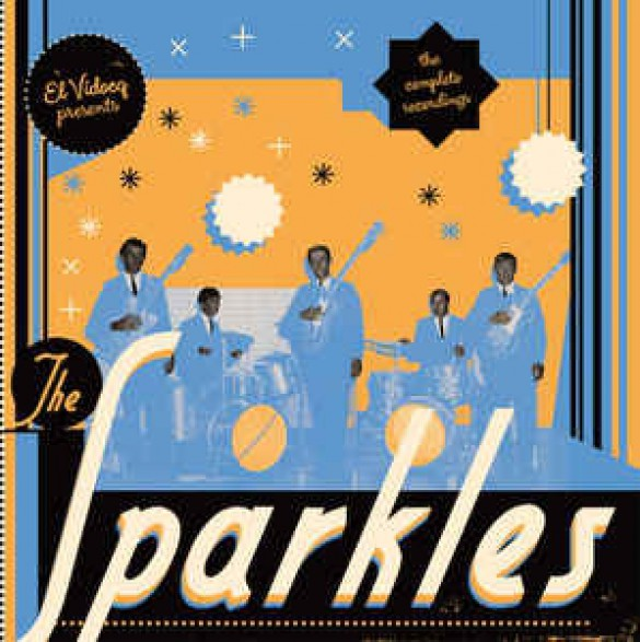 "SPARKLES ""The Complete Recordings"" LP (+7"" & CD)"