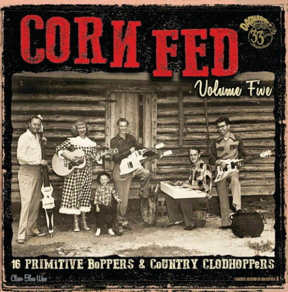 CORN FED Volume 5 LP