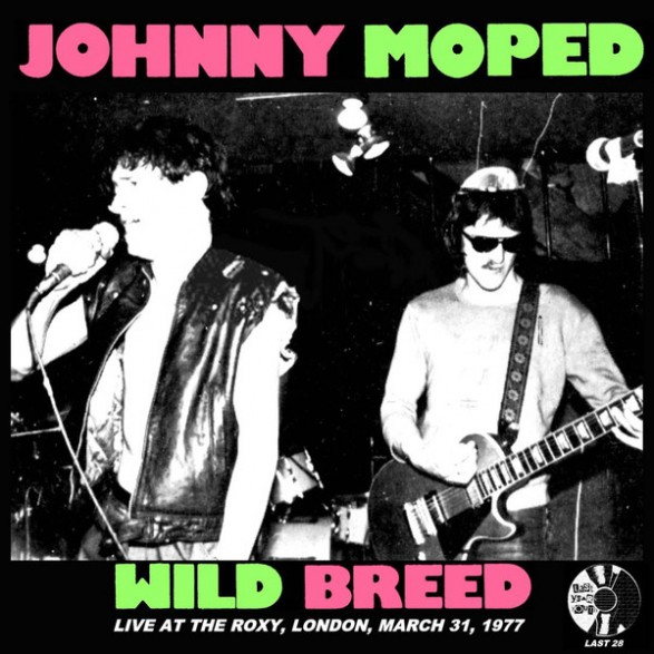 "JOHNNY MOPED ""Wild Breed"" 7"""