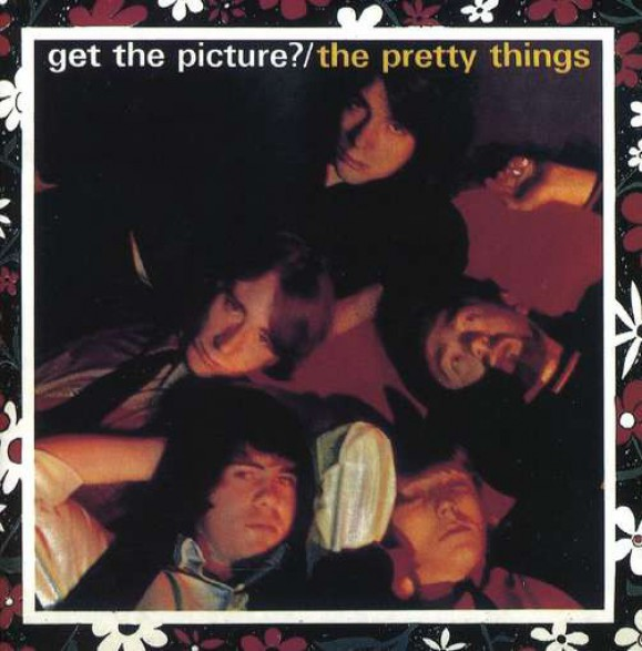 "PRETTY THINGS ‎""Get The Picture?"" Gatefold LP"