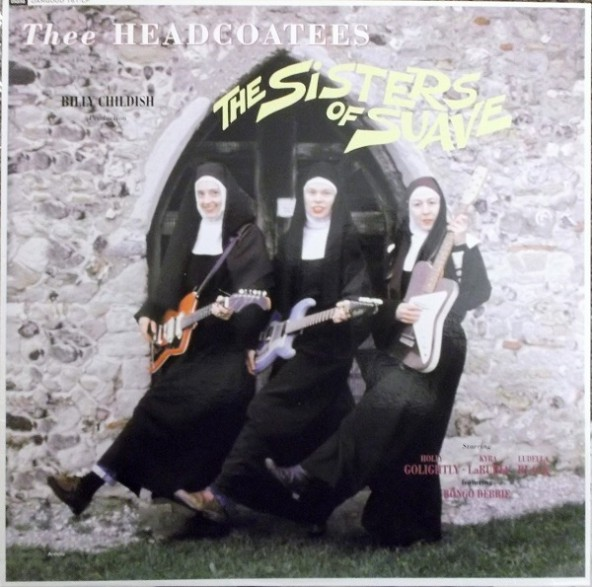 "HEADCOATEES ""The Sisters Of Suave"" LP"