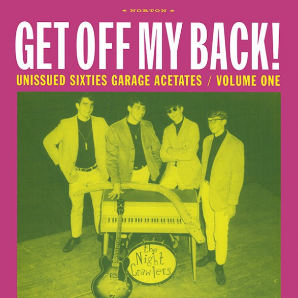 GARAGE ACETATES Volume 1: GET OFF MY BACK LP
