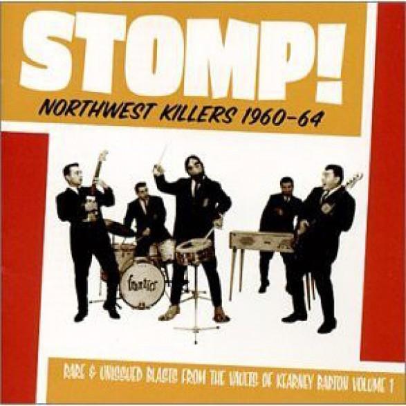 Northwest Killers Vol. 1: Stomp! LP