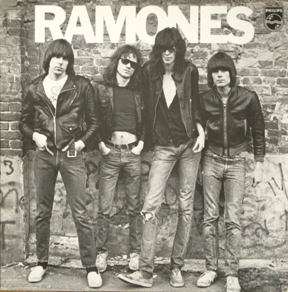 """RAMONES """"S/T"""" LP"""