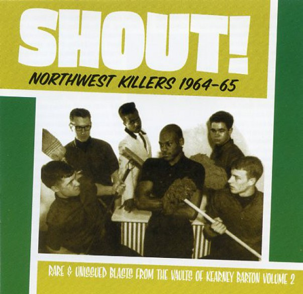Northwest Killers Vol. 2: Shout! LP