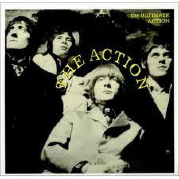 "ACTION ""The Ultimate Action"" LP"