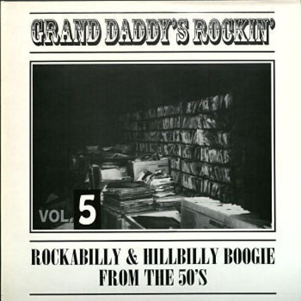 GRAND DADDY'S ROCKIN Volume 5 LP