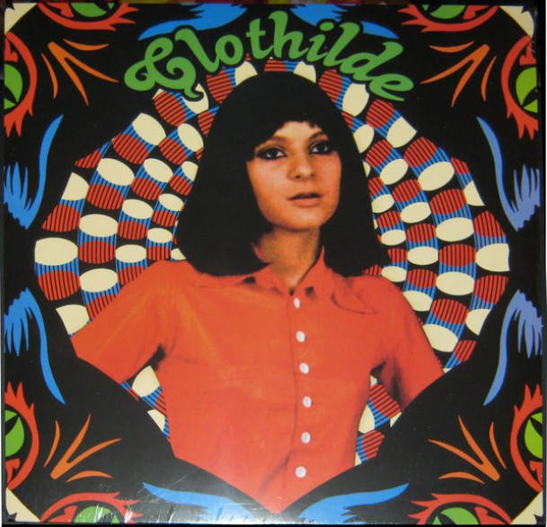 "CLOTHILDE ""French Swinging Mademoiselle 1967"" LP"