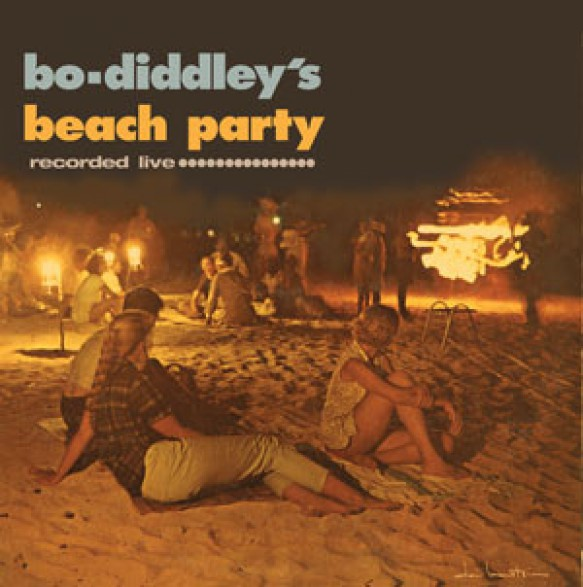 "BO DIDDLEY ""BO DIDDLEY'S BEACH PARTY"" 180 gram LP (Mono)"