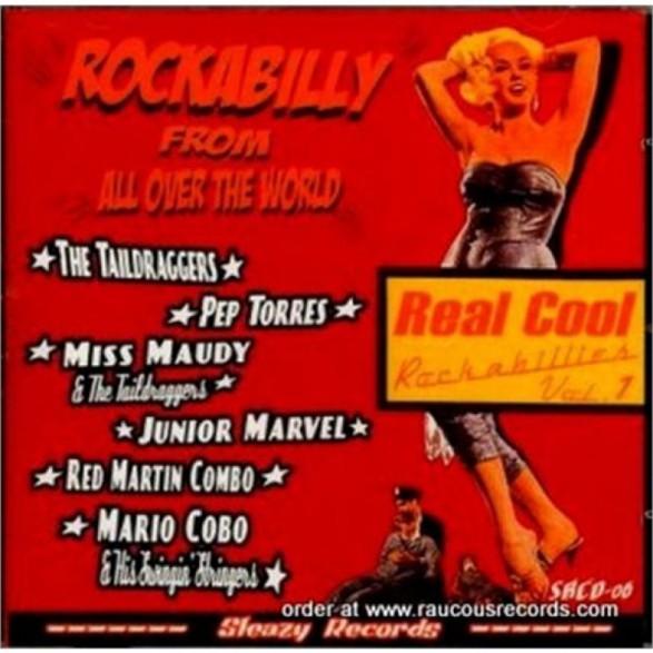 REAL COOL ROCKABILLIES Volume 1 CD