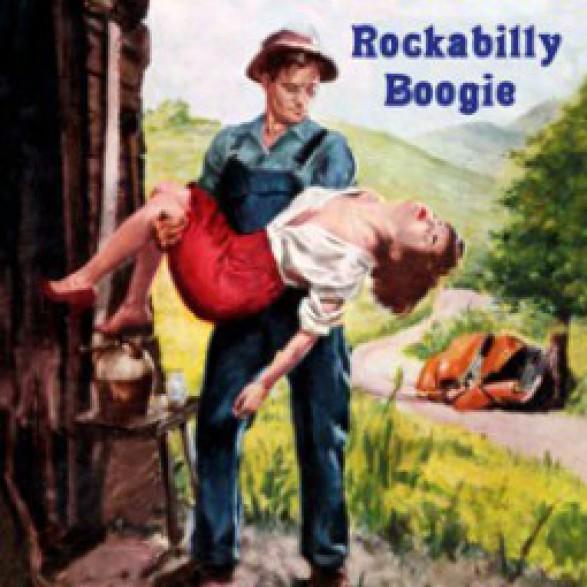 ROCKABILLY BOOGIE CD (Buffalo Bop)