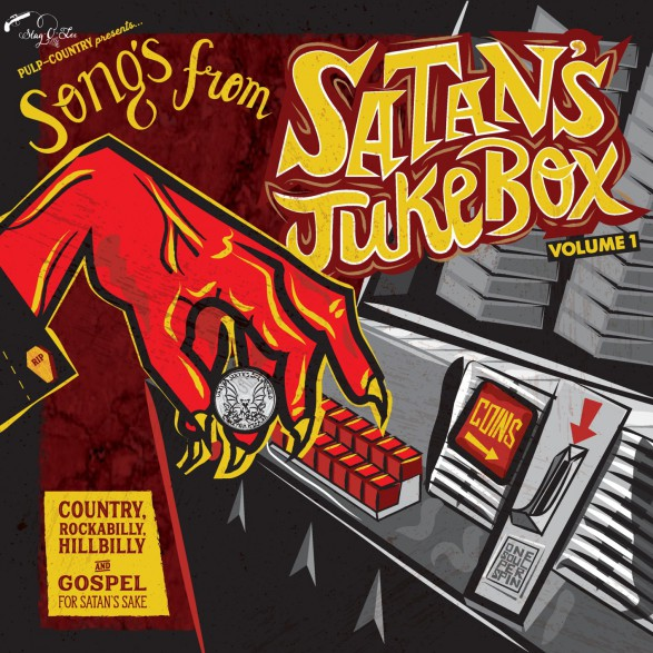 SONGS FROM SATAN'S JUKEBOX Volume 1 10""