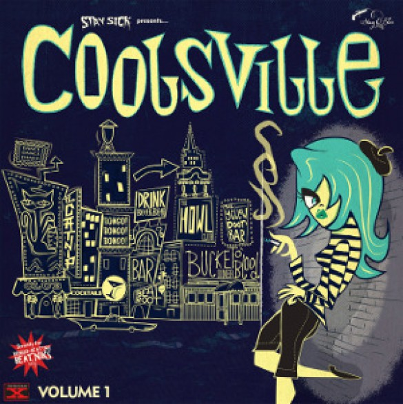 COOLSVILLE Vol. 1 /Stay Sick presents… 10""
