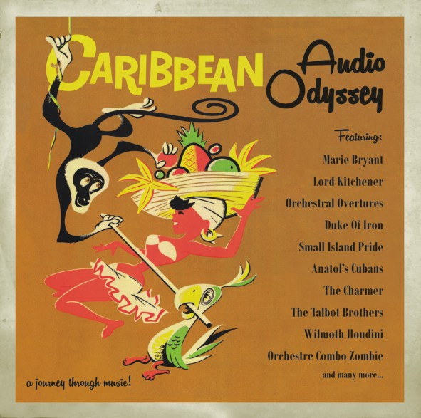 CARIBBEAN AUDIO ODYSSEY Vol. 1+2 CD