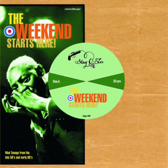 """THE WEEKEND STARTS HERE 10"""""""