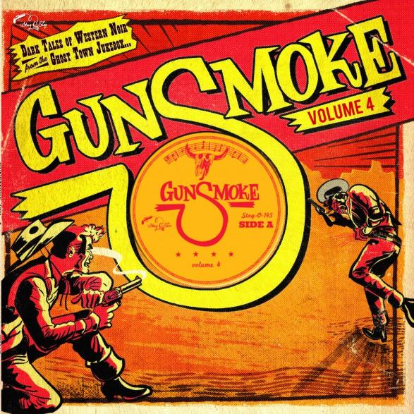 """GUNSMOKE Volume 4 10"""""""