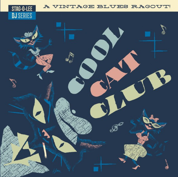 COOL CAT CLUB - Stag-O-Lee DJ Set Vol. 3 Double LP