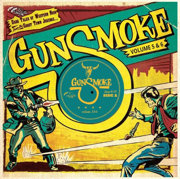 GUNSMOKE Vol. 5+6 CD
