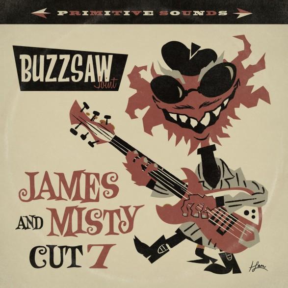 BUZZSAW JOINT Cut 7/James & Misty LP
