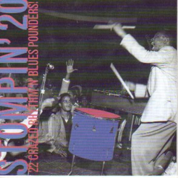 STOMPIN Volume 20 CD