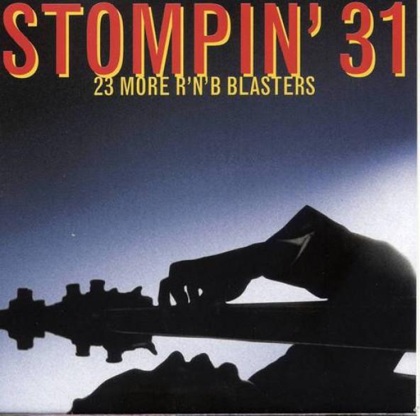 STOMPIN Volume 31 CD