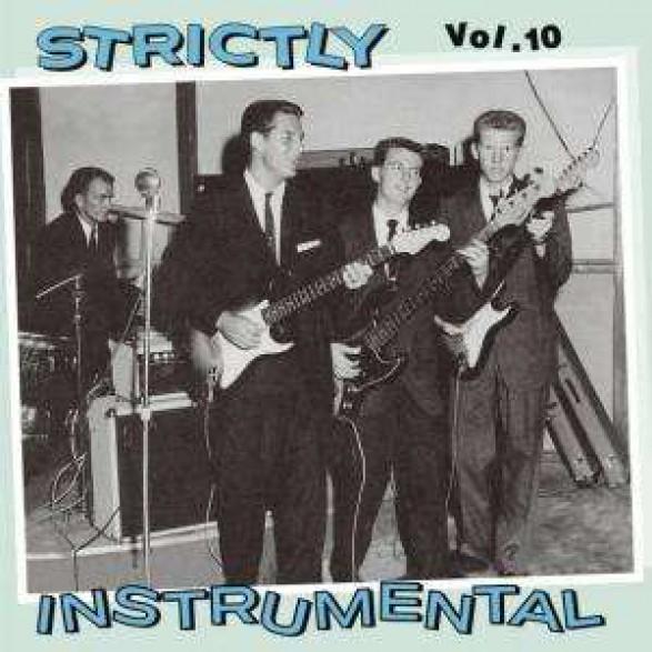 STRICTLY INSTRUMENTAL VOL. 10 CD