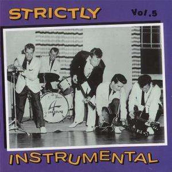 STRICTLY INSTRUMENTAL VOL 5 CD