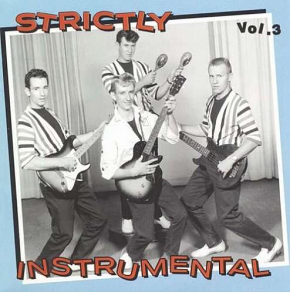 STRICTLY INSTRUMENTAL VOL 3 CD