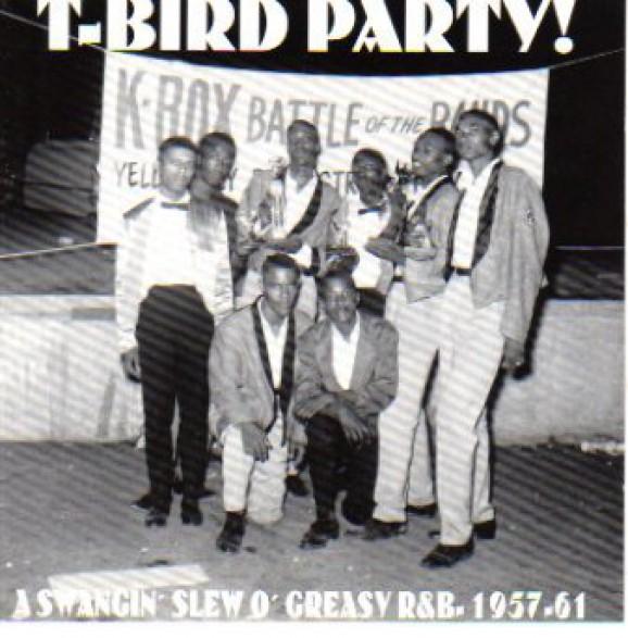 T-BIRD PARTY cd