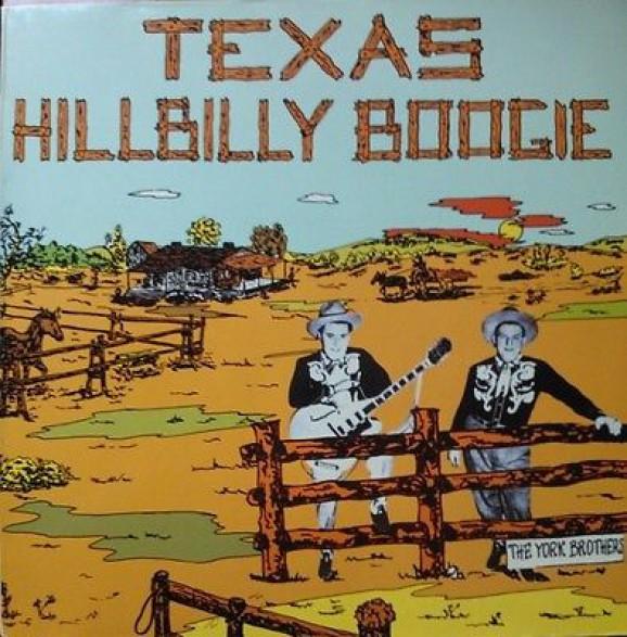 TEXAS HILLBILLY BOOGIE LP