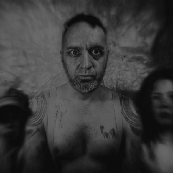 "SUDDEN INFANT ""WÖLFLIS NIGHTMARE"" LP + CD"