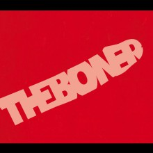 """GEIL & THE PIMPS """"The Boner"""" / SANTA GEIL & HIS RED-NOSED PIMPS """"The Boner"""" 7"""""""