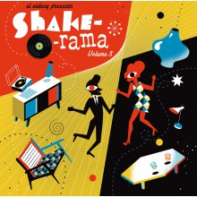 SHAKE-O-RAMA Volume 3 LP+CD