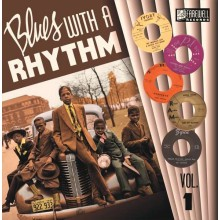 BLUES WITH A RHYTHM Volume 1 10""