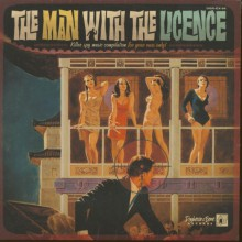 THE MAN WITH THE LICENCE 10""