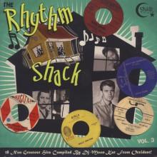 """RHYTHM SHACK """"Volume 3"""" LP"""