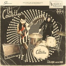"COURETTES ""We Are The Courettes"" LP"