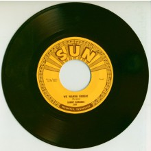 "SONNY BURGESS ""RED HEADED WOMAN / WE WANNA BOOGIE"" 7"""