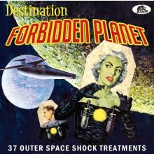 DESTINATION FORBIDDEN PLANET CD