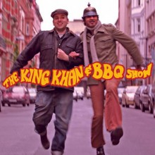 "KING KHAN & BBQ SHOW ""S/T"" CD"