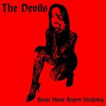 """DEVILS """"Beast Must Regret Nothing"""" LP"""
