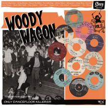 WOODY WAGON Volume 3 LP