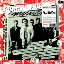 "KIDS ""NAUGHTY KIDS"" LP"